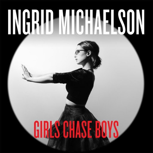 Ingrid Michaelson альбом Girls Chase Boys