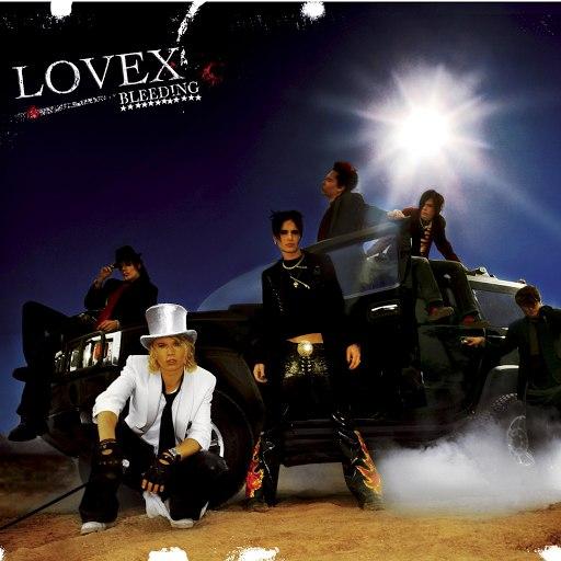 Lovex альбом Bleeding