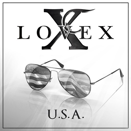 Lovex альбом U.S.A.