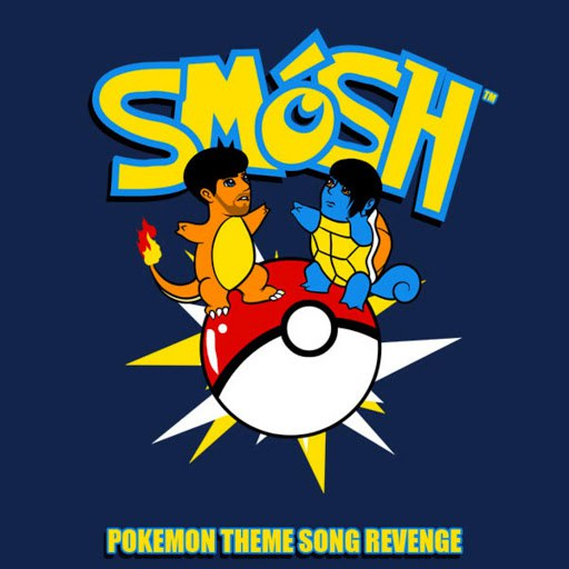 Smosh альбом Pokemon Theme Song Revenge