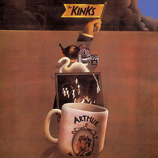 The Kinks альбом Arthur (Or The Decline And Fall Of The British Empire)
