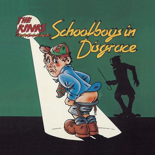 The Kinks альбом Schoolboys in Disgrace