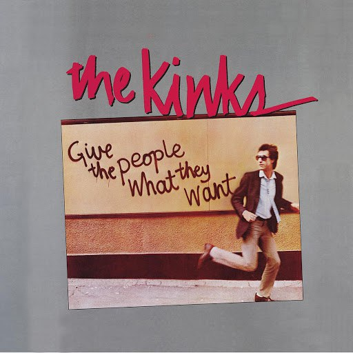 The Kinks альбом Give the People What They Want