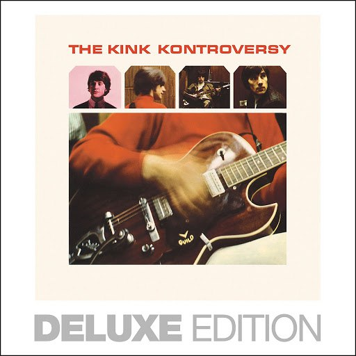 The Kinks альбом The Kink Kontroversy (Deluxe Edition)