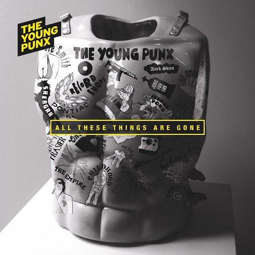 The Young Punx альбом All These Things Are Gone (Club Mixes)