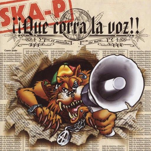 Ska-P альбом Que Corra La Voz