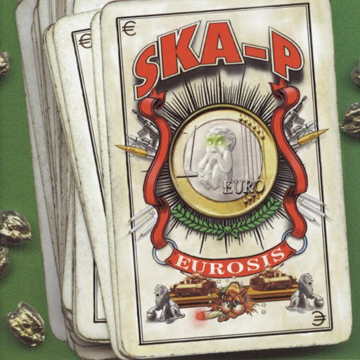Ska-P альбом Eurosis