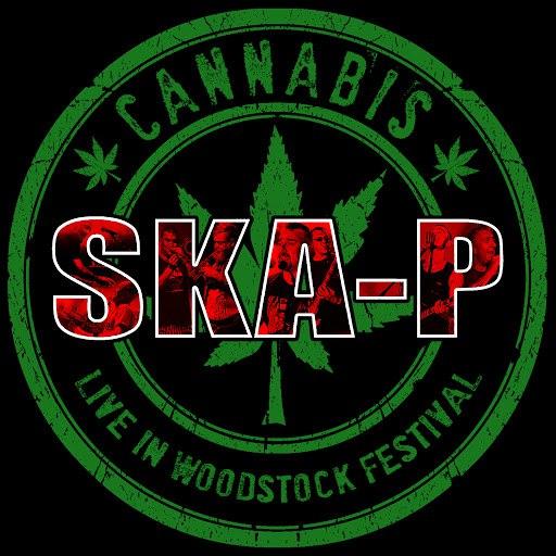 Ska-P альбом Cannabis (Live In Woodstock Festival)