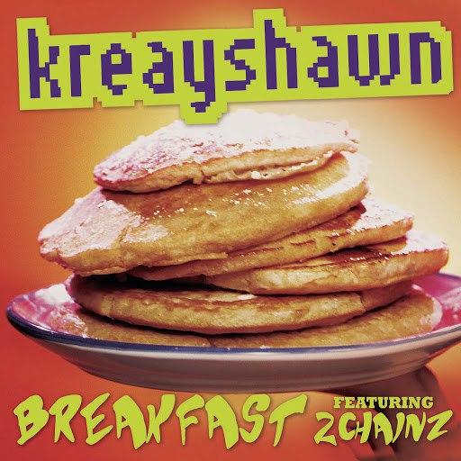 Kreayshawn альбом Breakfast (Syrup)