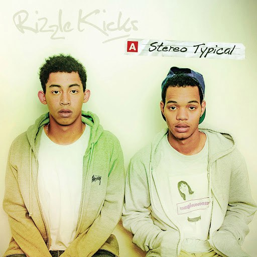 Rizzle Kicks альбом Stereo Typical