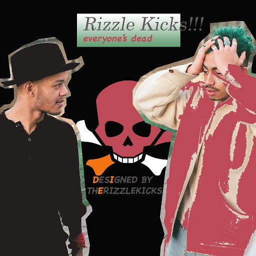 Rizzle Kicks альбом Everyone's Dead
