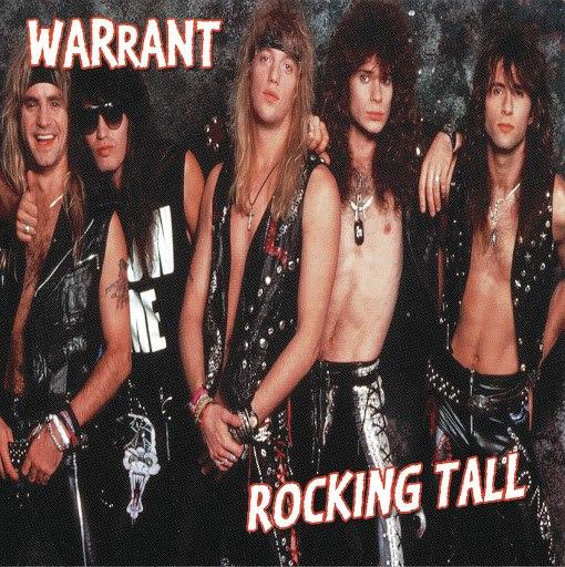 Warrant альбом Rocking Tall