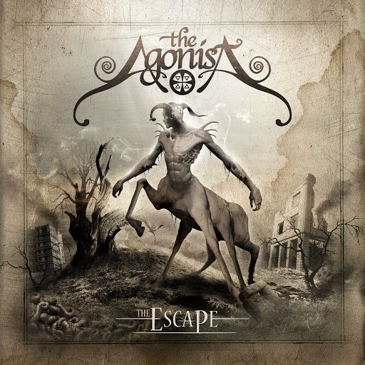 The Agonist альбом The Escape