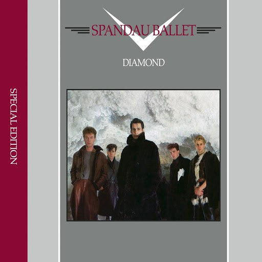 Spandau Ballet альбом Diamond (Special Edition)