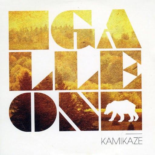Galleon альбом Kamikaze