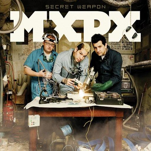 MxPx альбом Secret Weapon