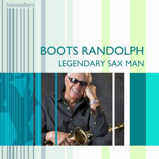 Boots Randolph альбом Boots Randolph - Legendary Sax Man