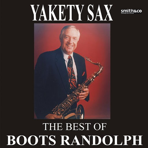 Boots Randolph альбом The Very Best Of Boots Randolph