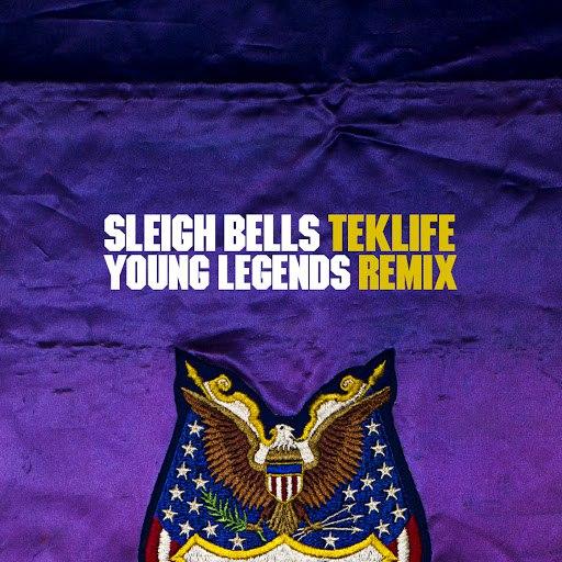 Sleigh Bells альбом Young Legends (Teklife Mix)