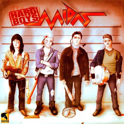 Midas альбом Hard Boys