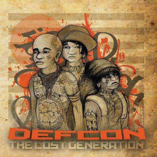 Defcon альбом The Lost Generation