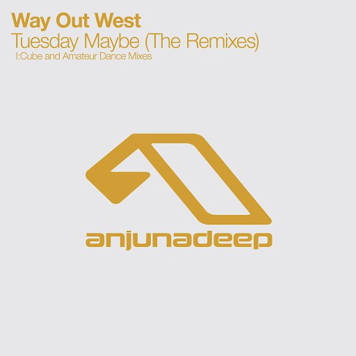 way out west альбом Tuesday Maybe (The Remixes)
