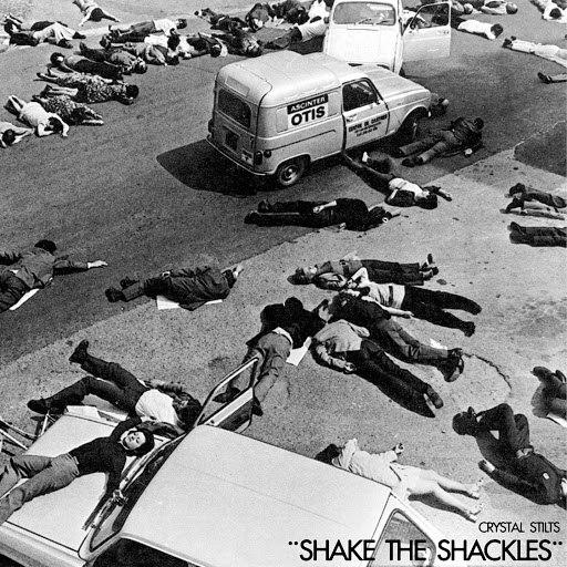 crystal stilts альбом Shake The Shackles