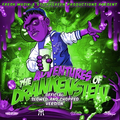 Short Dawg альбом The Adventures of Drankenstein (Slowed & Chopped)
