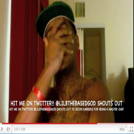 Lil B альбом Im Paris Hilton