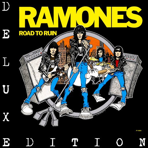 Ramones альбом Road To Ruin: Expanded