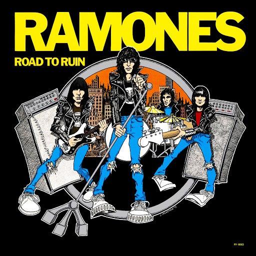 Ramones album Road To Ruin
