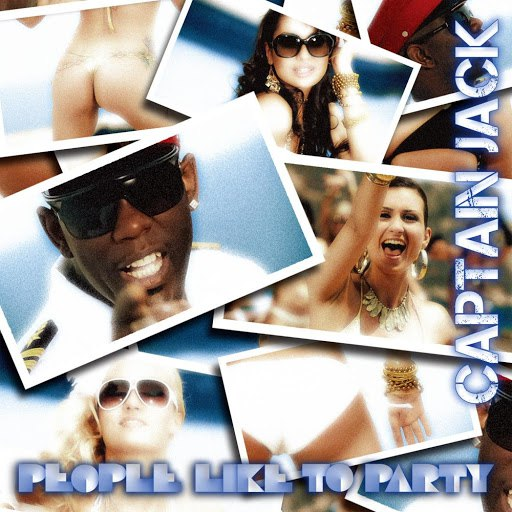 Captain Jack альбом People Like to Party