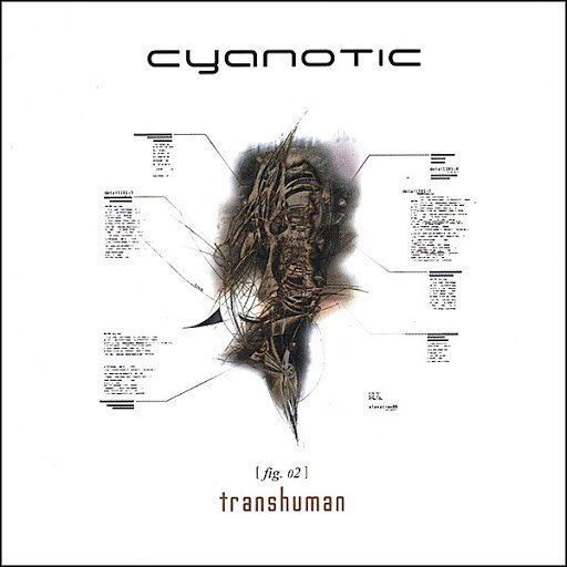 Cyanotic альбом Transhuman