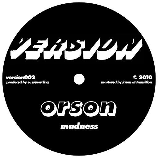 Orson альбом Madness / 808 Dub