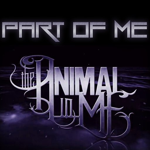 The Animal In Me альбом Part Of Me