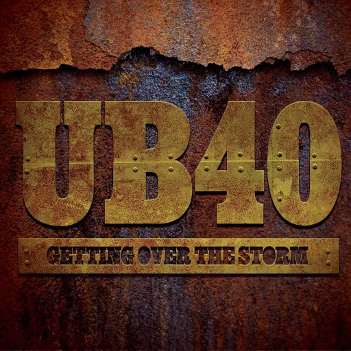 UB40 альбом Getting Over The Storm