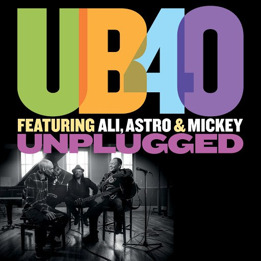 UB40 альбом Unplugged