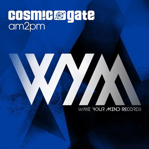 Альбом Cosmic Gate am2pm
