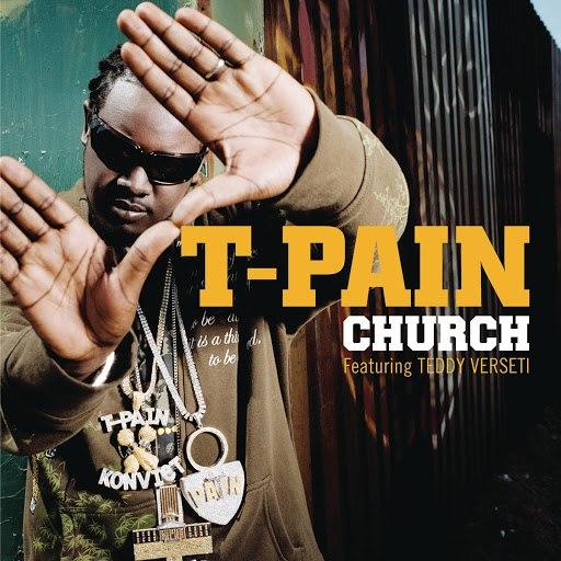 T-Pain альбом Church