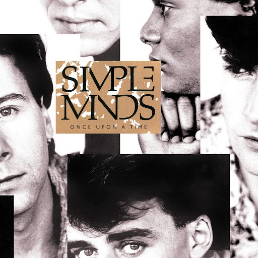 Simple Minds альбом Once Upon A Time (Deluxe)