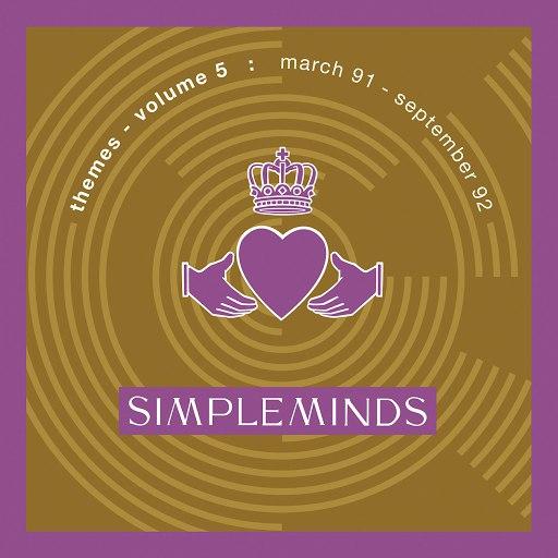 Simple Minds альбом Themes - Volume 5