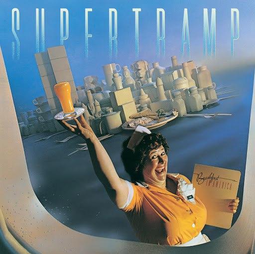 Supertramp альбом Breakfast In America (Remastered)