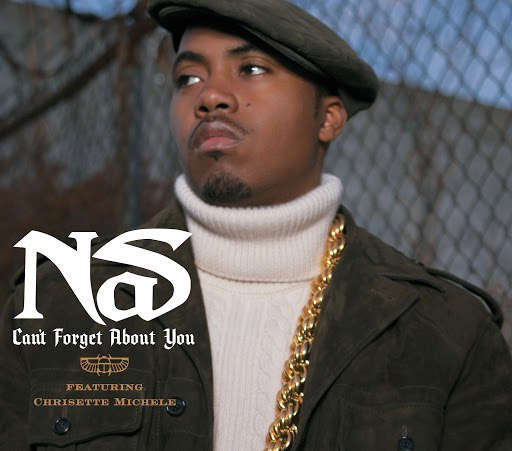 Nas альбом Can't Forget About You (UK 2 trk)