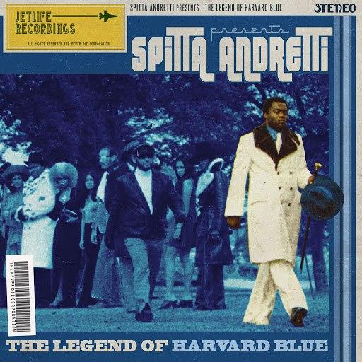 Curren$y альбом The Legend of Harvard Blue