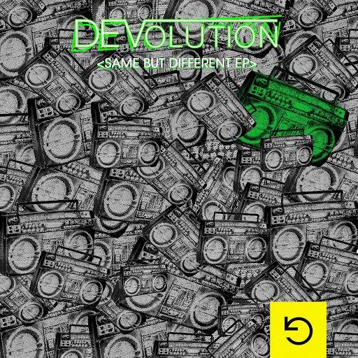 DEVolution альбом Same But Different