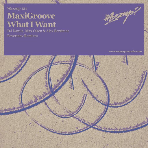 Maxigroove альбом MaxiGroove + What I Want