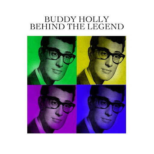 Buddy Holly альбом Behind The Legend