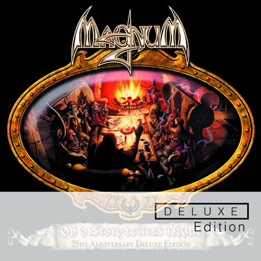 Magnum альбом On a Storyteller's Night (25th Anniversary Deluxe Edition)