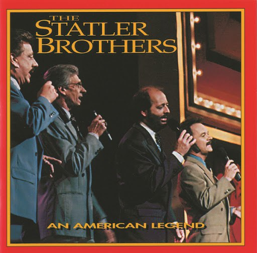 The Statler Brothers альбом An American Legend