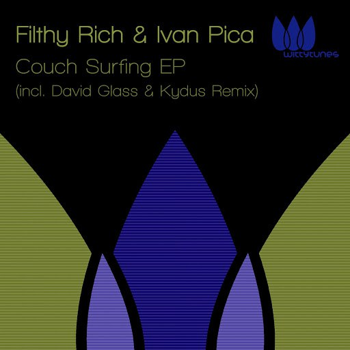 Filthy Rich альбом Couchsurfing EP